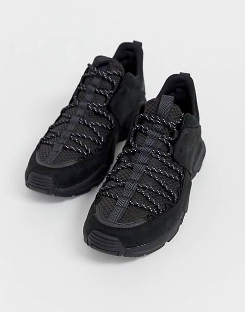 4714e26beda Zapatillas de deporte estilo borceguíes en negro opaco Ripcord de Timberland