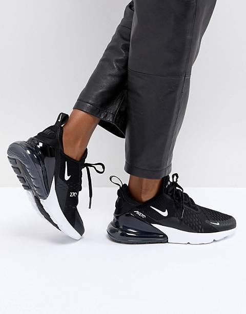 Zapatillas de deporte negras Air Max 270 de Nike