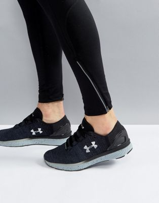 Zapatillas de deporte negras Running Charged Bandit 3 1295725-008 de Under Armour