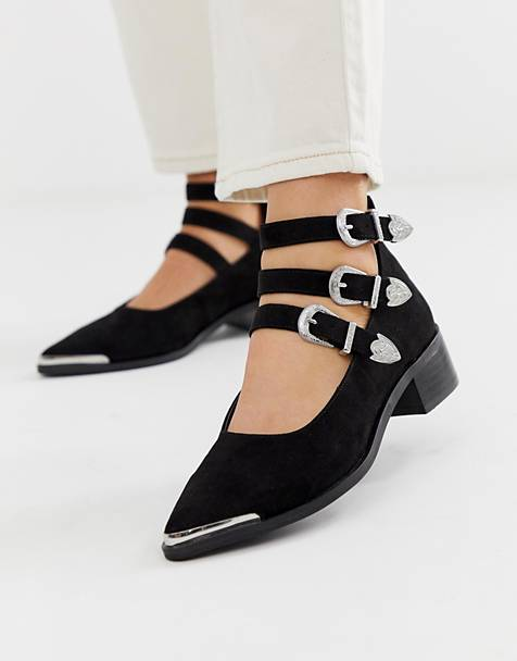 Asos Zapatos De Planos Ckujl1tf3 Mujerelegantes ulOPXZiTwk