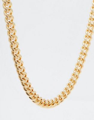 Золотистая цепочка ASOS DESIGN