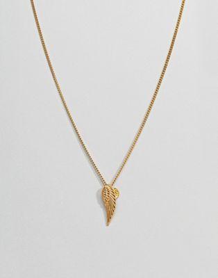 Золотистое ожерелье Mister Archangel